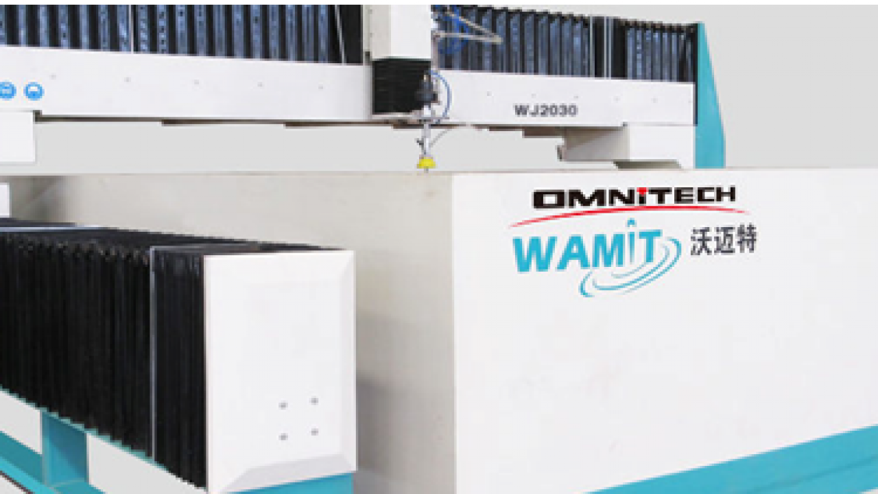 CNC Water Jet Machine for Industrial Cutting Application